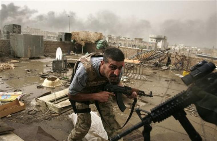 APTOPIX Iraq Sadr City
