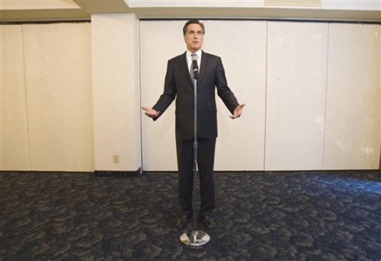 Romney Indiana