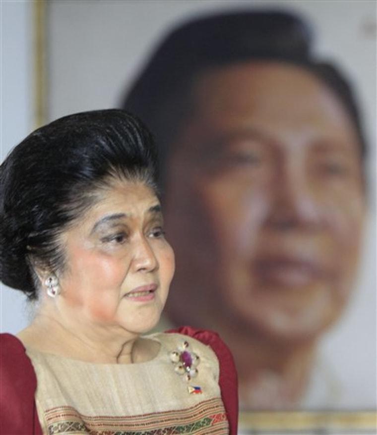 Philippines Imelda Marcos