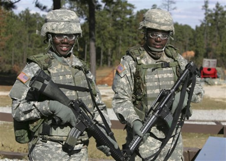 Military Recruiting Obesity