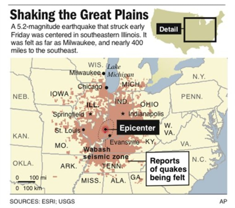 MIDWEST EARTHQUAKE 2