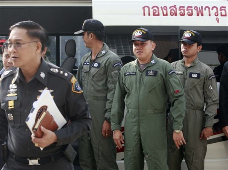 Thailand Weapons