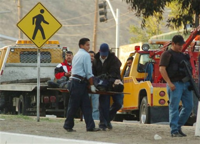 Mexico Tijuana Shooting