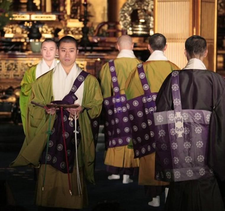 Japan Monk Fashion