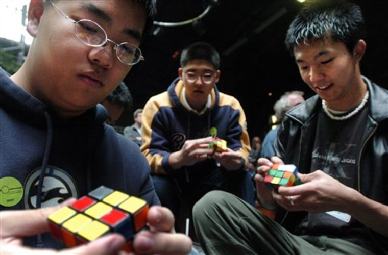 RUBIKS COMPETITION
