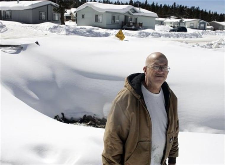 Mining Town Threatened