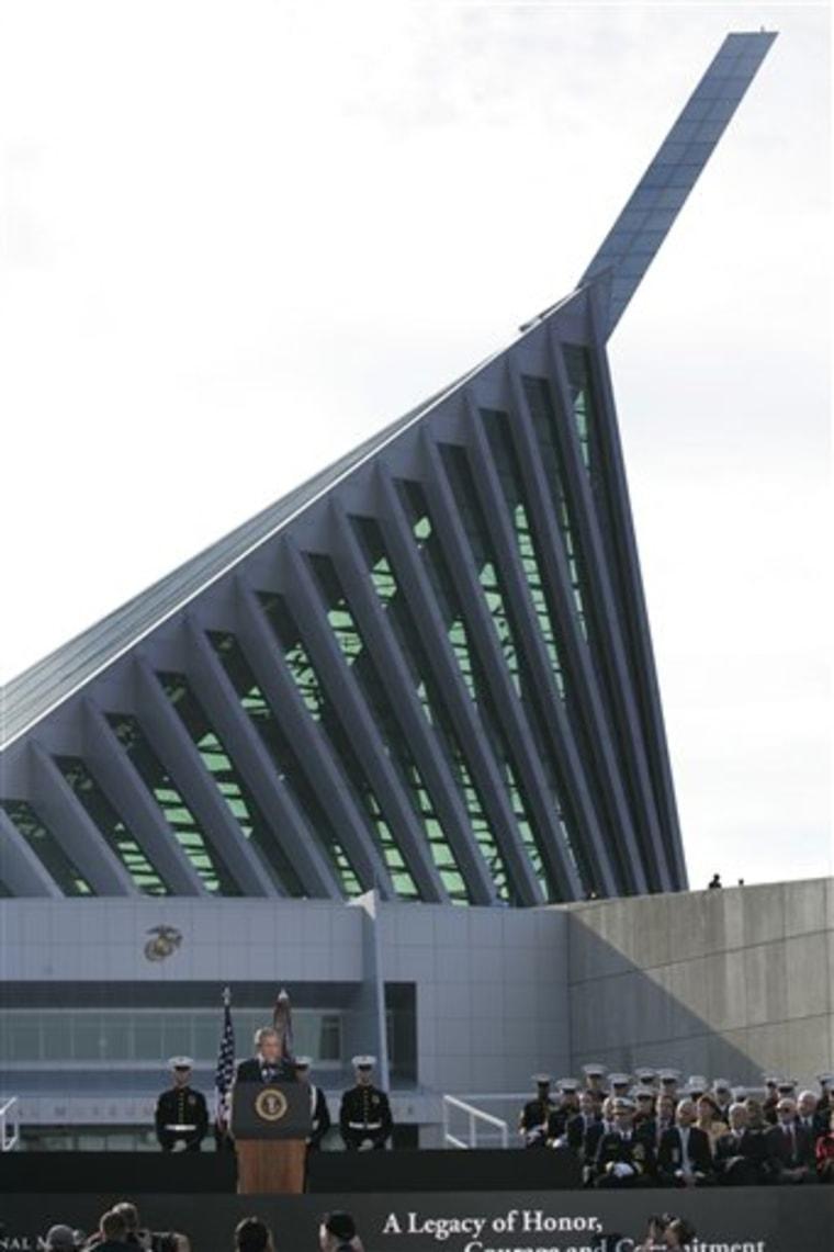 MARINE MUSEUM BUSH