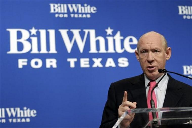Texas Governor White
