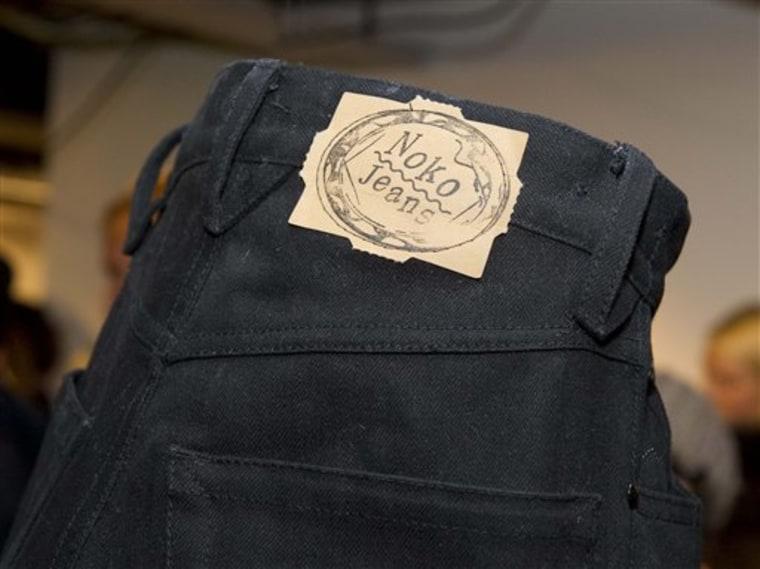 Sweden NKorea Jeans