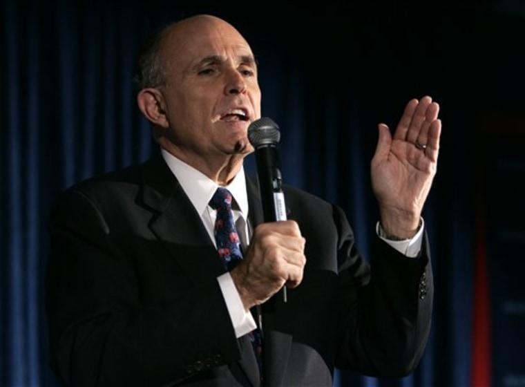 Giuliani 2008 Florida