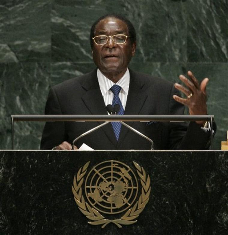 UN Zimbabwe