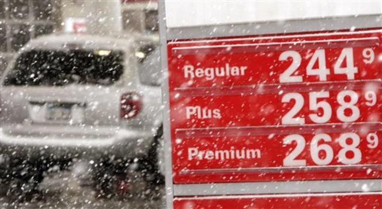 Gas Prices Denver
