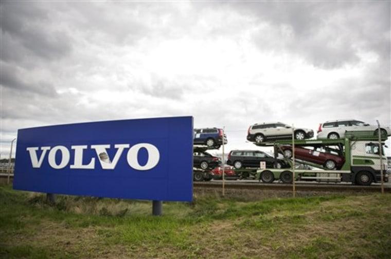 Ford Volvo
