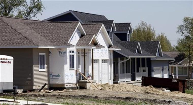 Economy Housing Starts