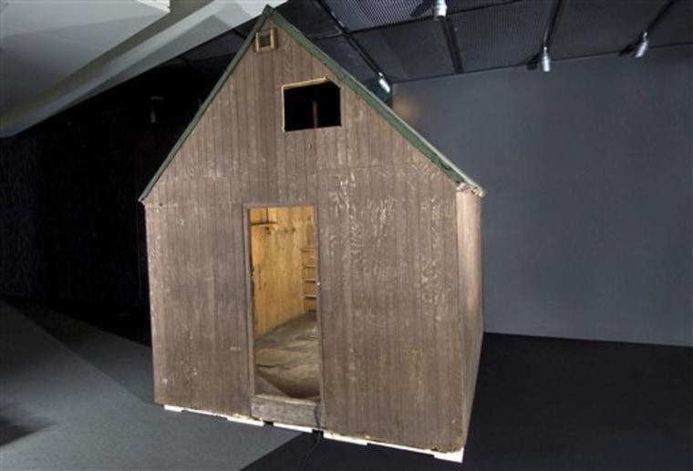 Unabomber Cabin