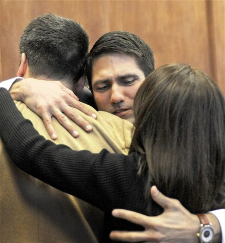 Eligible Bachelor Acquitted