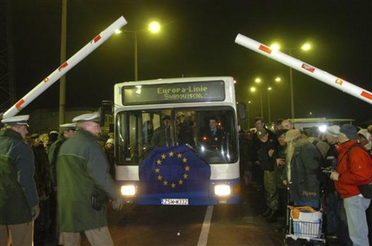 Germany Europe Borderless Zone