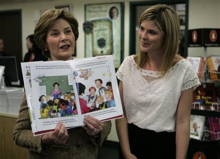People Laura Bush Book