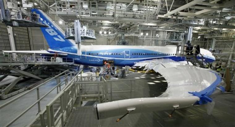 Boeing Qantas Orders