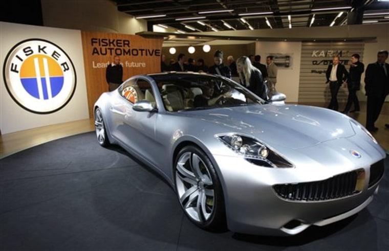 Switzerland Geneva Motor Show