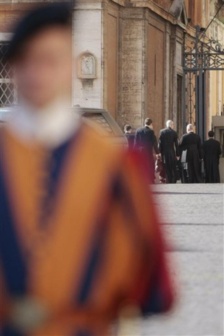 Vatican Conservatives