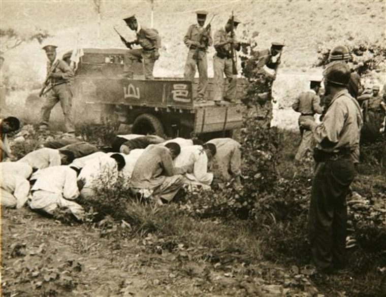 Korea-Mass Executions