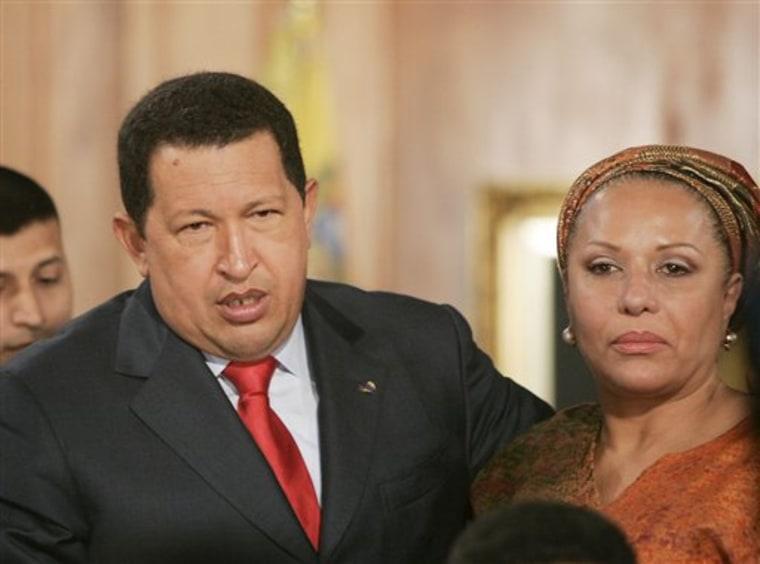 Venezuela Colombia Hostages