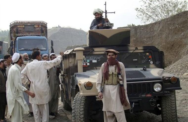 Pakistan Hijacking