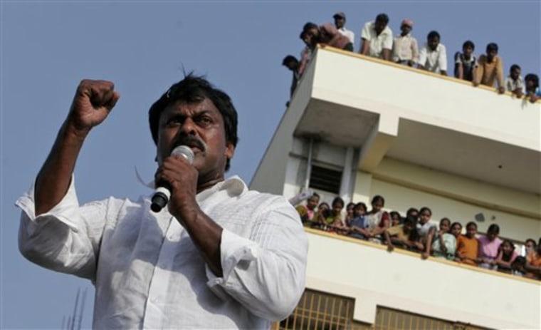 India Megastar Politics
