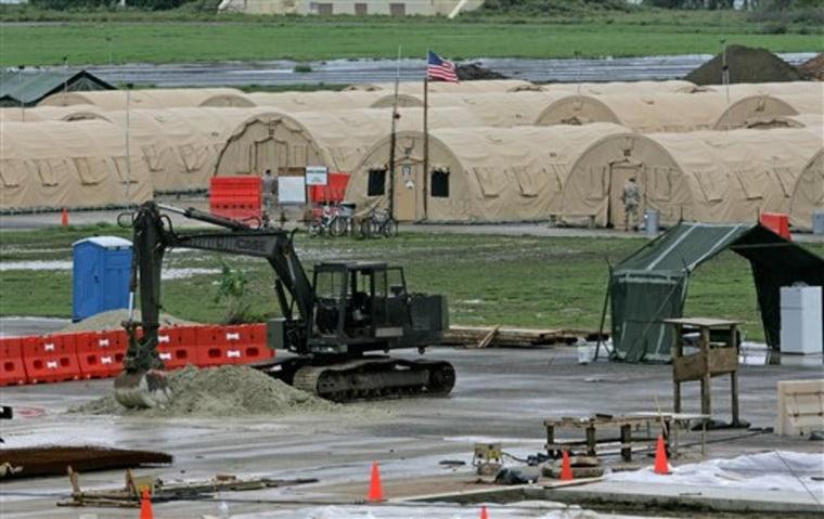 Guantanamo War Crimes Compound