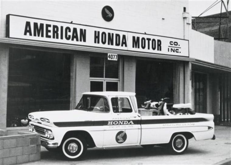 Honda 50th Anniversary