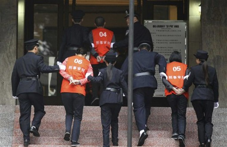 China Gangs