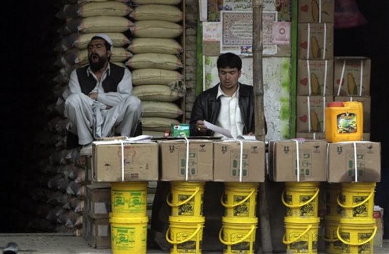 Afghanistan Food Relief