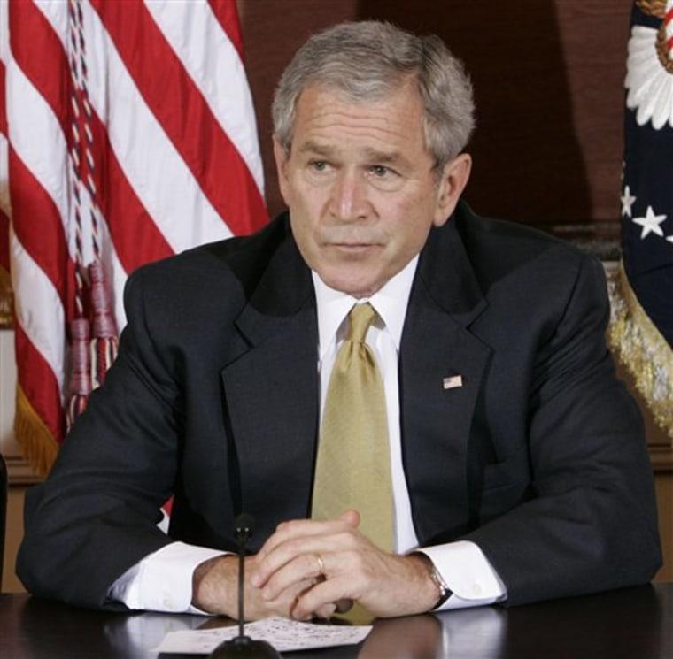 Bush Iraq