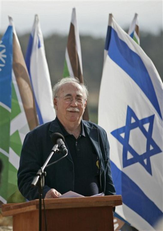 MIDEAST ISRAEL PALESTINIANS HOLOCAUST MEMORIAL DAY