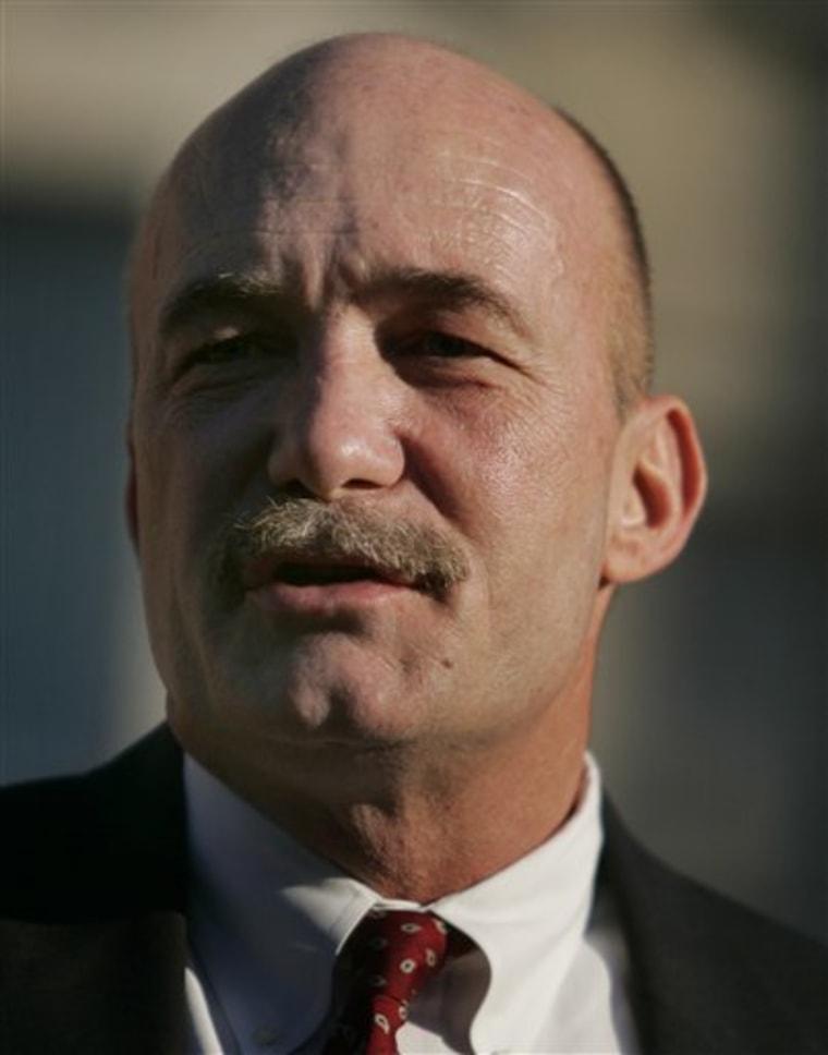 Kansas Attorney General Paul Morrison admits having an affair with a former staffer.
