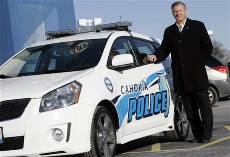 Meltdown Police Cars