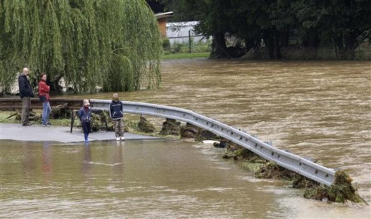 Czech Republic Floods