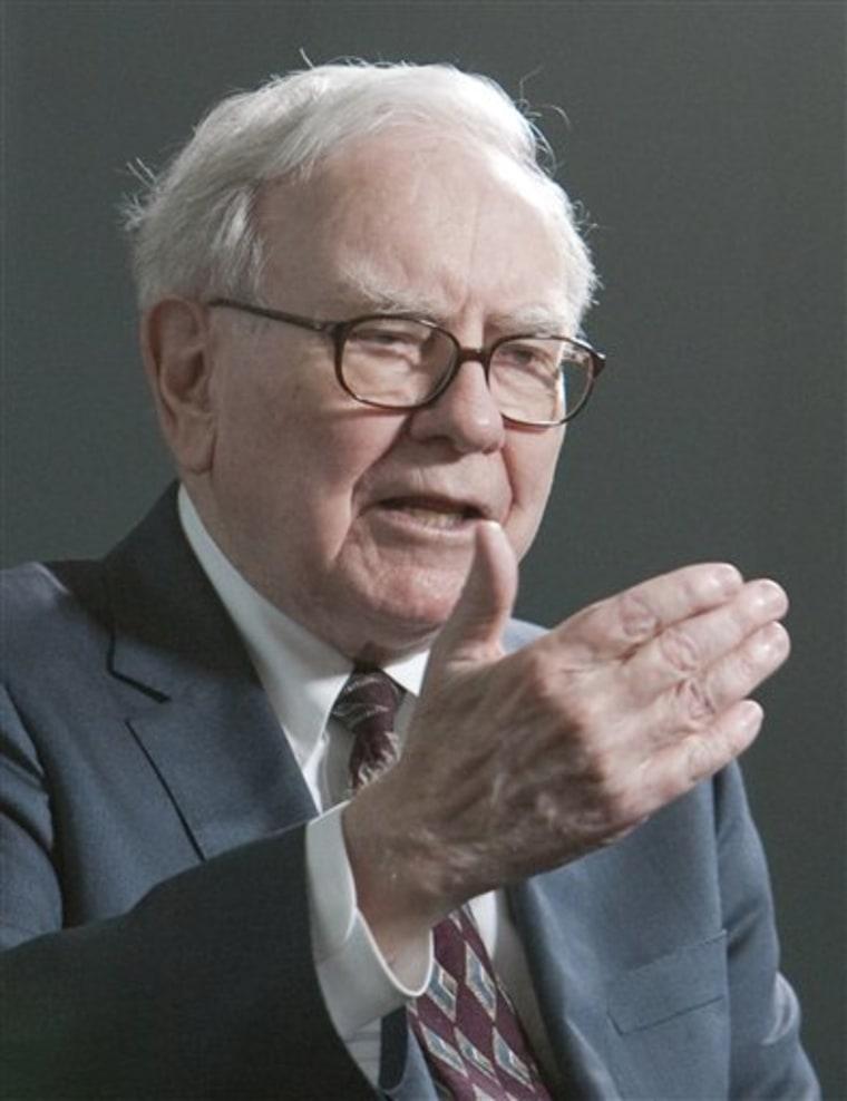 Berkshire Hathaway Stock Split