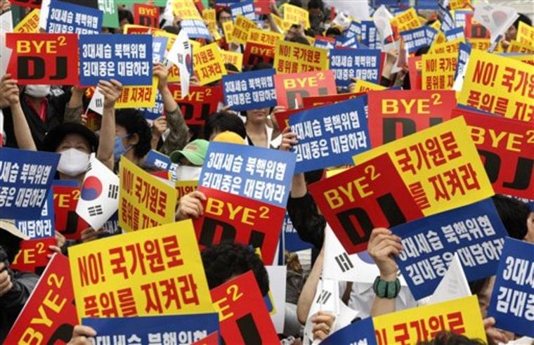 South Korea Koreas Nuclear