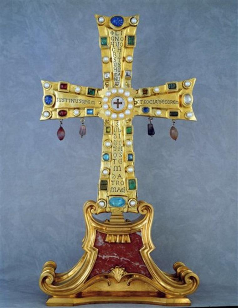 Vatican Restored Cross