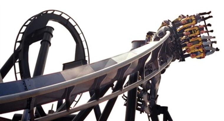 Six Flags Death