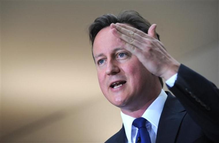 Britain Expenses Scandal