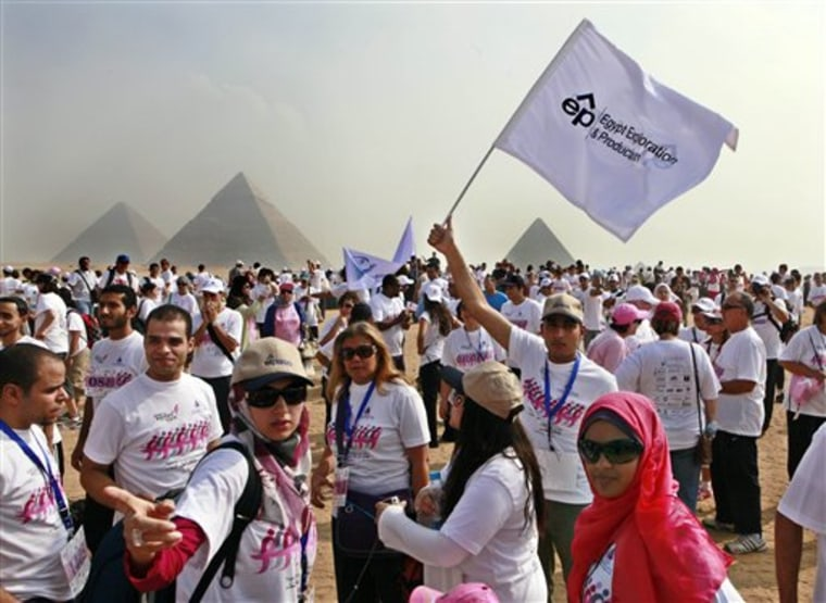 EGYPT Breast Cancer