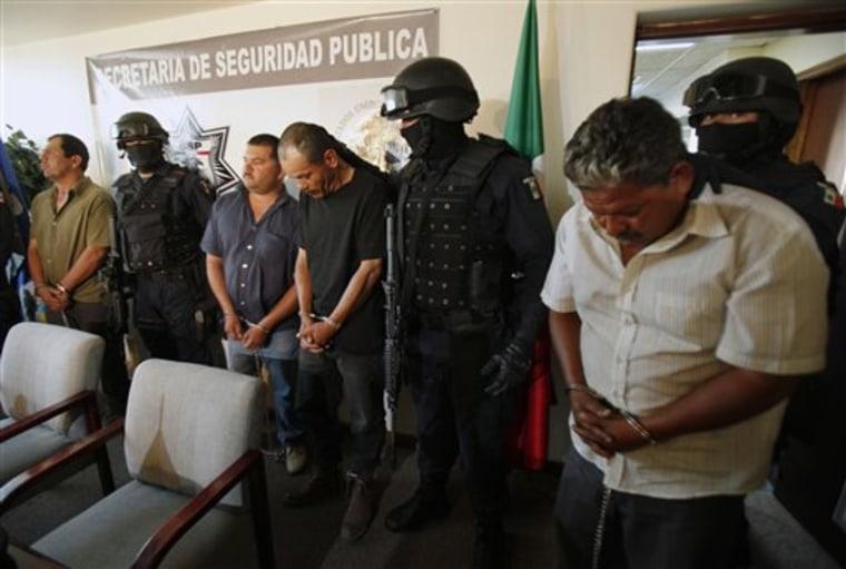 Mexico US Border Patrol