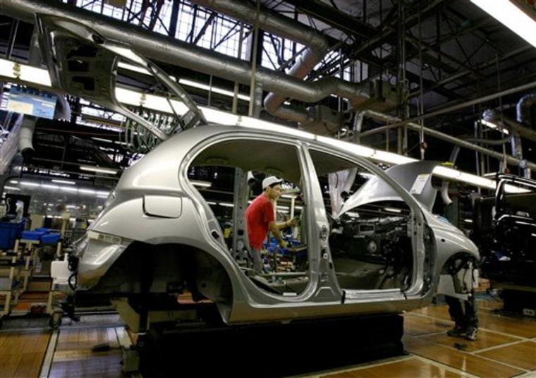 Japan Automaker's Return