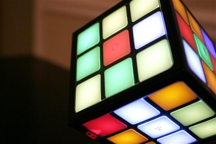 Digital Life Tech Test Rubiks TouchCube