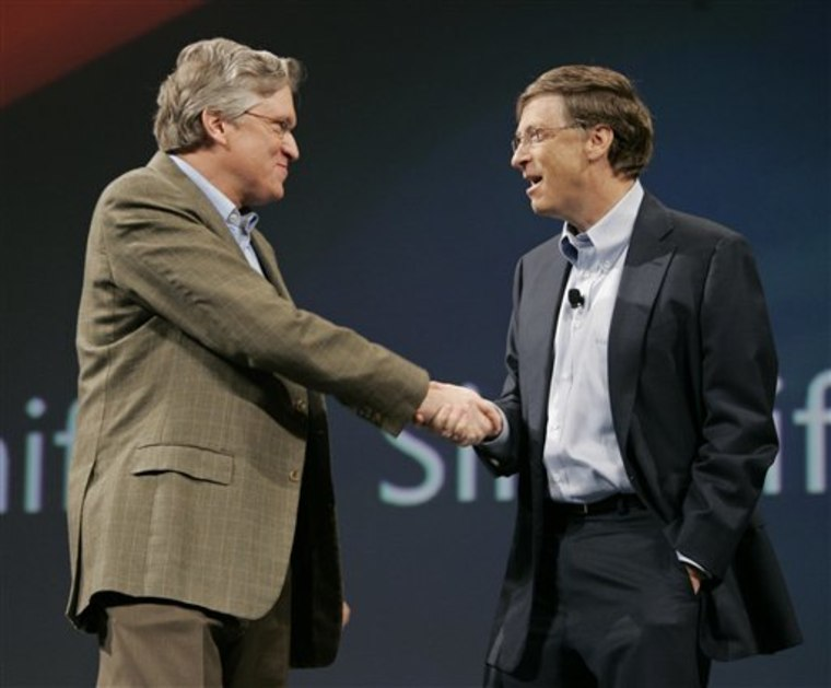 Gates Foundation CEO