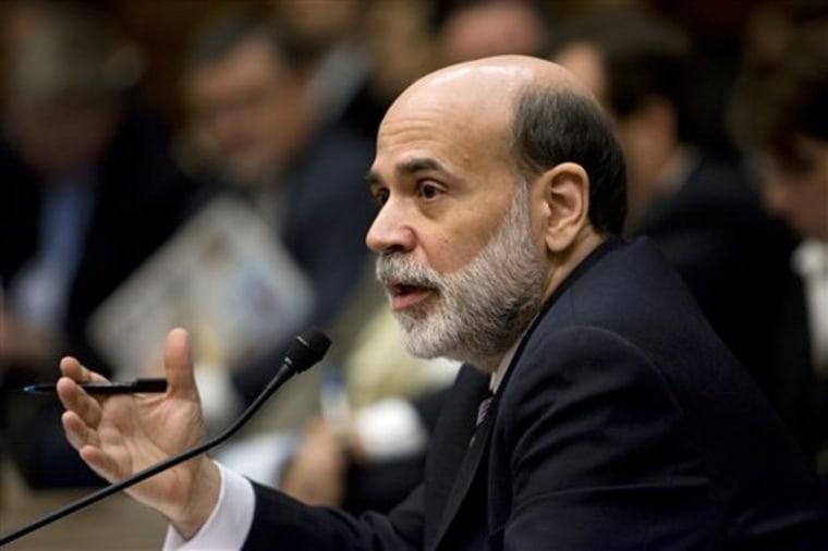 Bernanke Congress