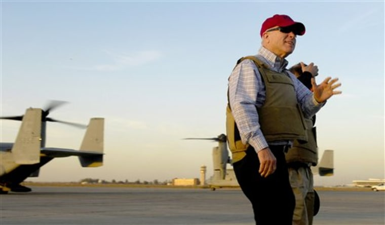 Iraq McCain